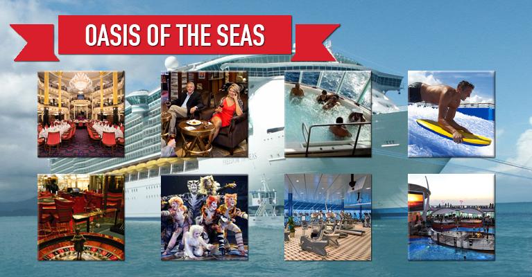 Harmony of the Seas - Things To Do: Tech Cruise 2019 · Orlando, FL