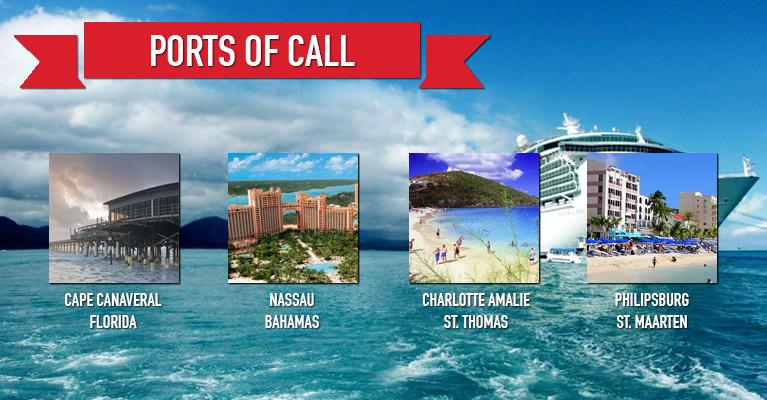 Tech Cruise-CRUISE-Ports-of-Call