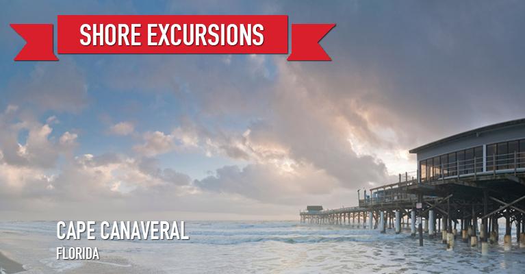 Tech Cruise Shore Excursions Cape Canaveral Florida