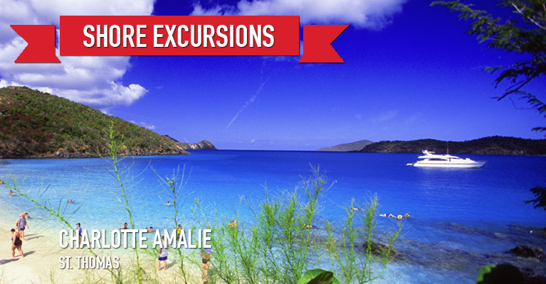 Tech Cruise Shore Excursions Charlotte Amalie St Thomas