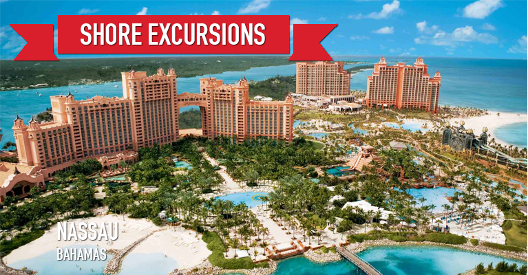 Tech Cruise Shore Excursions Nassau Bahamas