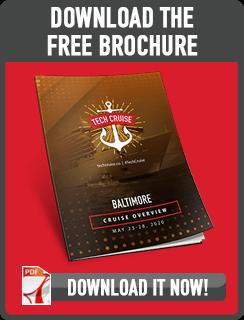 Download Tech Cruise 2020 Brochure