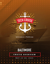Tech Cruise 2021 Brochure